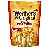 Werther's Original Caramel Popcorn (1 x 140g) / Popcorn mit Sahne-Karamell-Überzug