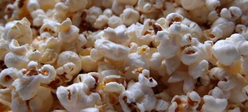 Popcorn im Topf selber machen