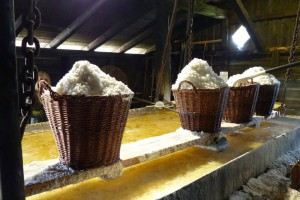 Salzgewinnung in Laeso
