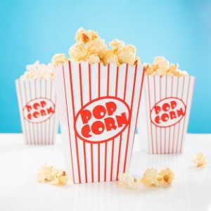 Popcorntüte klassisch