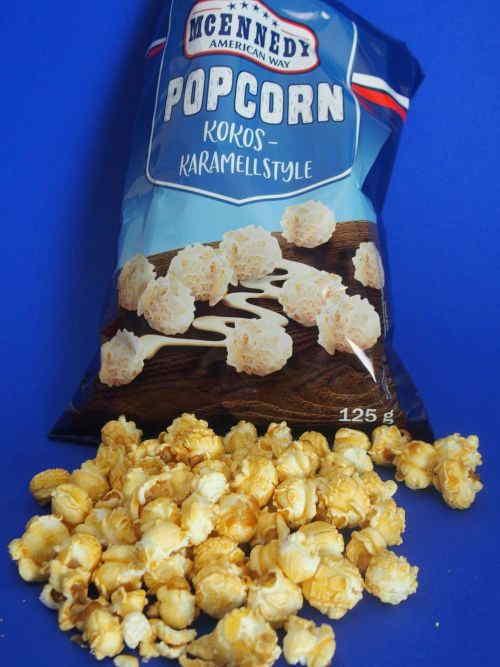 Popcorn von Lidl