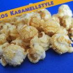 Popcorn bei der USA Woche